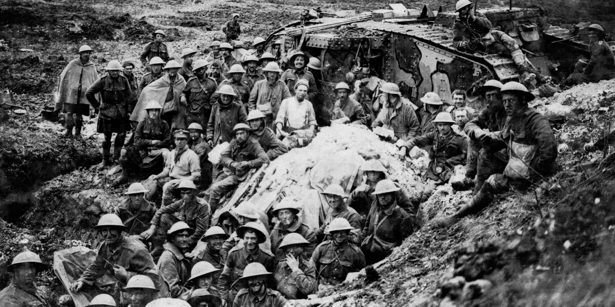 The Battle Of The Somme And The Poetry That Helps Us Remember